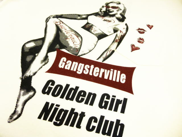 GANGSTERVILLE GOLDEN GIRL
