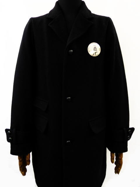 GANGSTERVILLE CHESTERFIELD-COAT