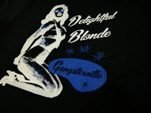 GANGSTERVILLE DELIGHTFUL BLONDE