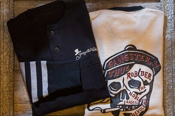 GANGSTERVILLE THE SKULL BORDER