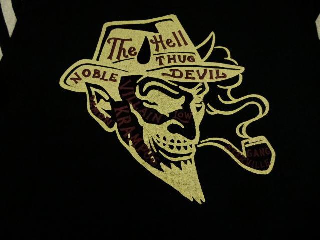 GANGSTERVILLE THE DEVIL BORDER