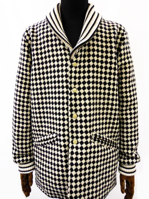 GANGSTERVILLE DIAMOND-COAT