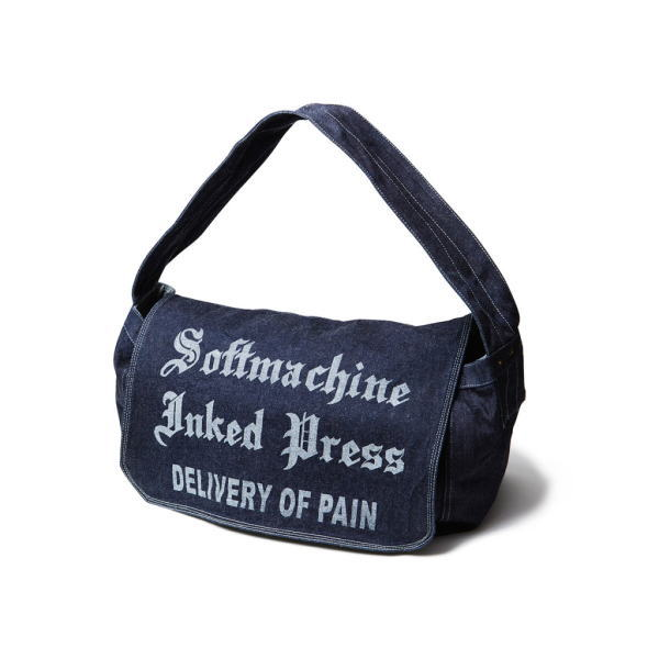 SOFTMACHINE INKED PRESS DENIM