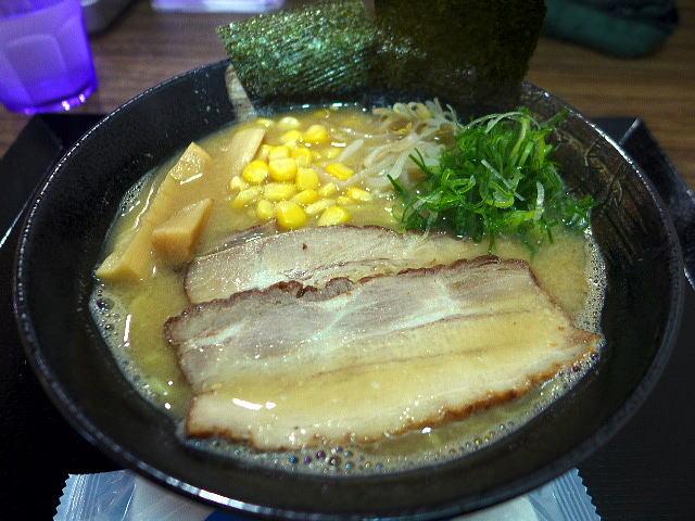 麺屋 かきゅう@01絶品味噌らーめん 1