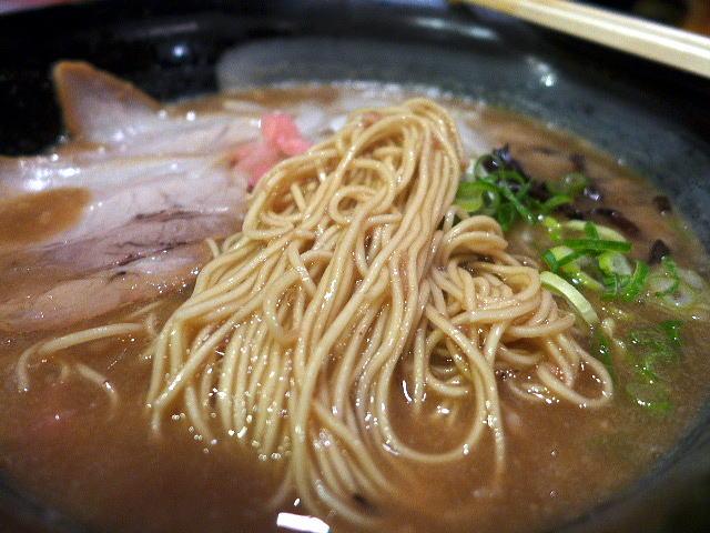 博多ラー麺とんこつ屋 わっしょい@01純とんこつラー麺 3