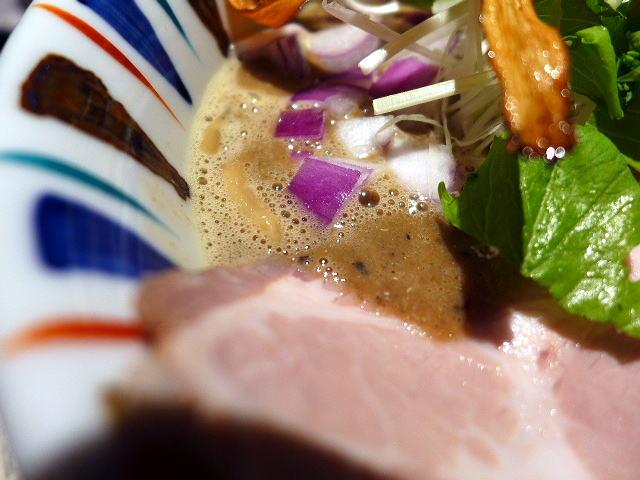 鶏 soba 座銀 にぼし店@01煮干し吟醸nigori 2