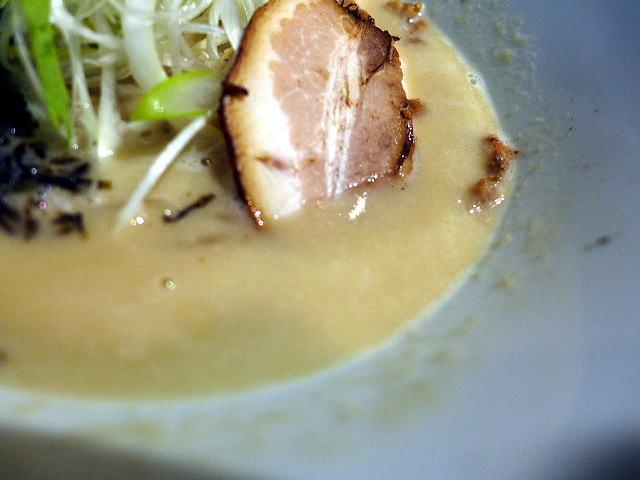 つけ麺ラーメン みなとや 神戸@01こってりラーメン 2
