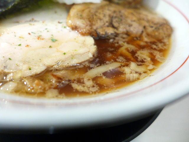 武者麺 SEA@01魚貝醤油ラーメン 2