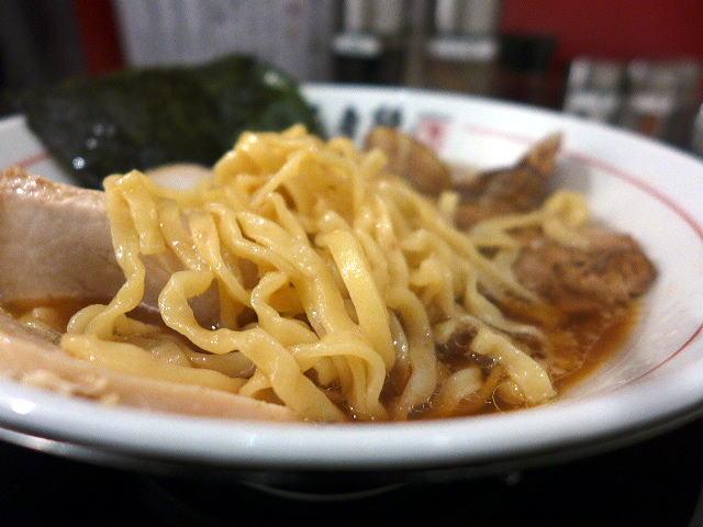 武者麺 SEA@01魚貝醤油ラーメン 3