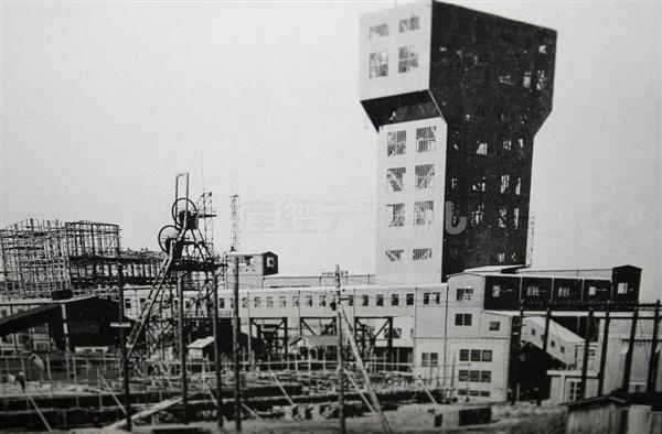 日本統治時代の撫順炭鉱