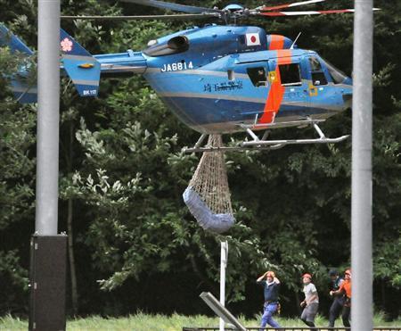 2010年8月に日テレの記者など秩父山中で次々と遭難して死亡