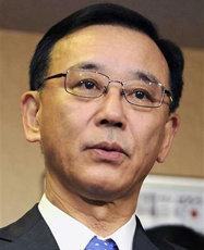 自民党の谷垣禎一幹事長