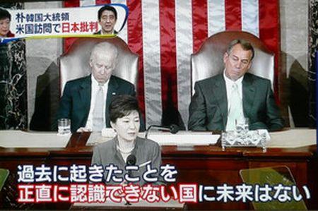 ▲「過去に起きた事を正直に認識できない国に未来はない」と言いながら過去を真摯に検証しようとすると「やめろ!」という韓国