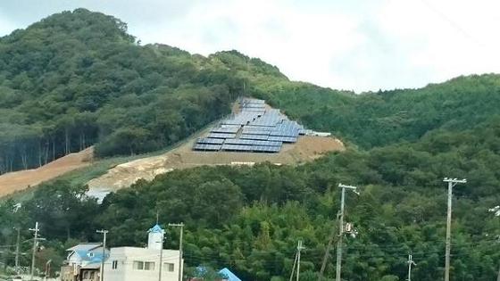 山間部のソーラー発電所で起きるのは時間の問題か?
