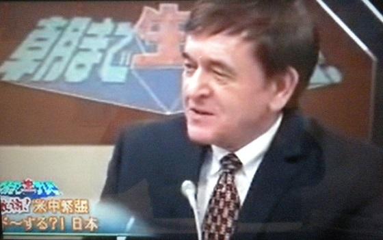 朝まで生テレビ 2015年11月27日 最新 朝生 ケント・ギルバート「沖縄の基地反対のデモ隊の日当を中国共産党が払ってます」