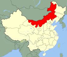 南モンゴル