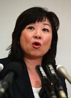 自民党の野田聖子前総務会長