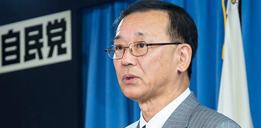 谷垣氏、テロ対策で共謀罪必要 来年のサミットにらみ