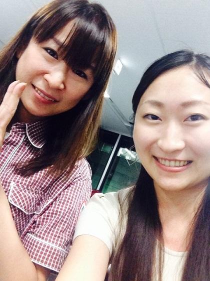先日、反貧困全国集会の会議で、雨宮処凛さんにお会いしました!