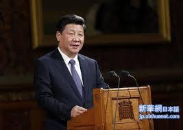 【東亞日報】習主席の屈辱、英議会演説で一度も拍手起こらず