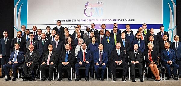 ペルーの首都リマで開かれていた主要20カ国・地域(G20)財務相・中央銀行総裁会議が10月8日(日本時間9日)、閉幕した。そこで韓国の危機が明らかになった