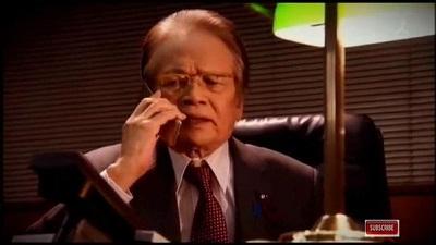 【TBSドラマ八剱貴志】明らかな印象操作が見られました。TBSはニュースだけでなくドラマ内でもブルーリボンを着けた議員がまるで悪徳であるという様な印象操作をしております。