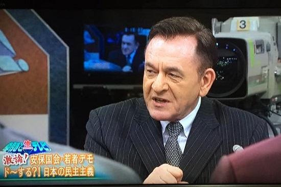 ケント・ギルバート (米カリフォルニア州弁護士)朝まで生テレビ