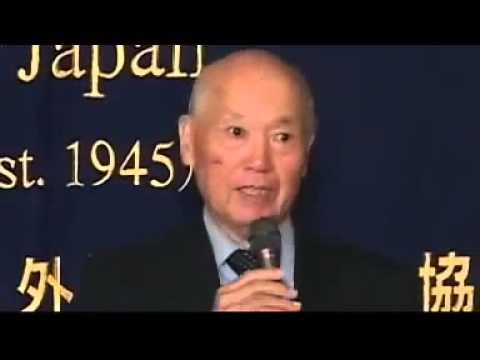 Japanese Yakuza 1-6(元公安調査庁調査第二部長 菅沼光弘氏の講演1/6