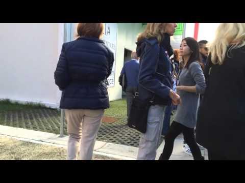 EXPO 2015 - fila al padiglione del Giappone