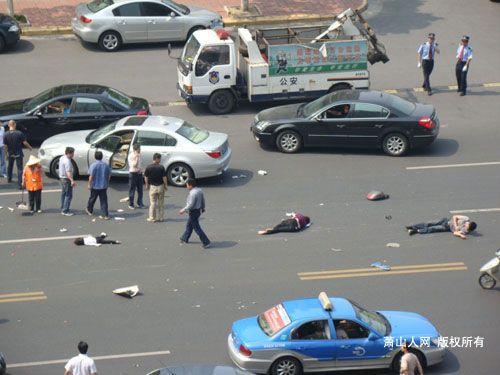 ウイグルで140人大虐殺・東トルキスタンのウルムチで行われたデモに軍や警察が武力弾圧・背景には6月26日に広東省で起こった漢族とウイグル族の殺し合い・支那は東トルキスタンの侵略と弾圧をやめろ