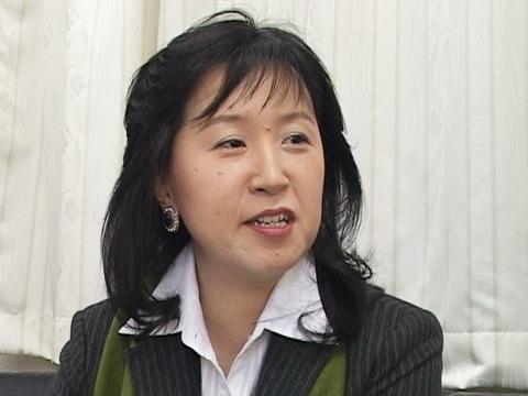 指紋押なつ拒否運動(犯罪)で在日コリアンの在日特権を強奪した女性朝鮮人ピアニスト崔善愛(チェソンエ)(55)=東京=