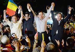 デモ参加者は「一般市民」ではなく「特定政党シンパ」? 参加したい人も同傾向