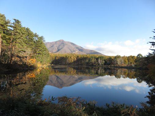 10月26日 飯綱湖
