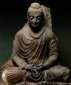 Dhp387ガンダーラの仏像