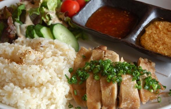 海南鶏飯5