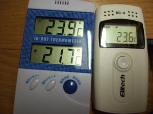 温度計の比較