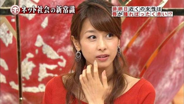 加藤綾子 女子アナ カトパン 水着 画像 アイコラb009a.jpg