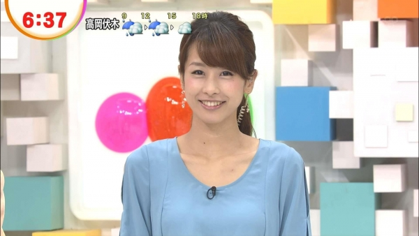 加藤綾子 女子アナ カトパン 水着 画像 アイコラb010a.jpg