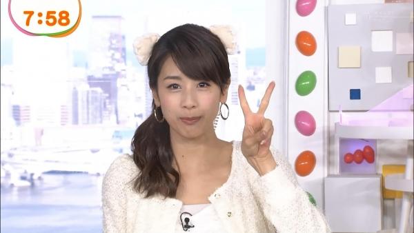 加藤綾子 女子アナ カトパン 水着 画像 アイコラb024a.jpg