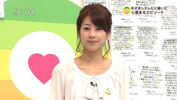 加藤綾子 女子アナ カトパン 水着 画像 アイコラb028a.jpg