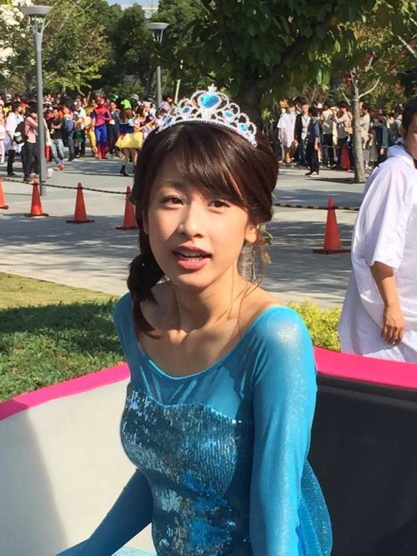 加藤綾子 女子アナ カトパン 水着 画像 アイコラb033a.jpg