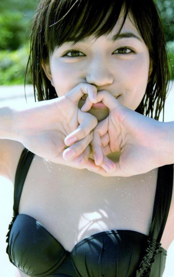 川口春奈 Aカップ美乳がキュートな水着や下着姿の画像65枚029.jpg