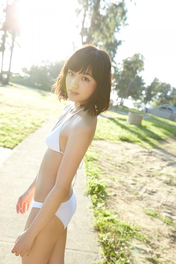 川口春奈 Aカップ美乳がキュートな水着や下着姿の画像65枚039.jpg