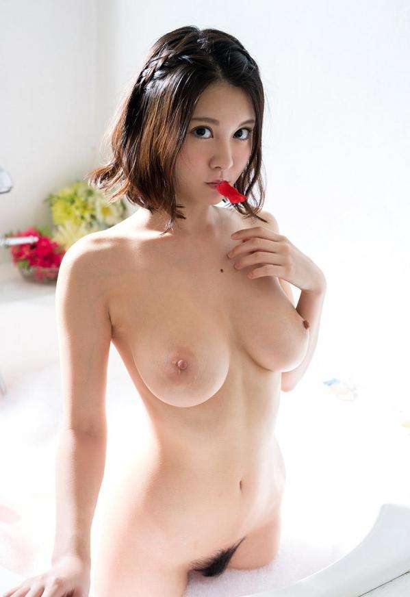 松岡ちな SODスター 美巨乳ヌード画像105枚のa006番