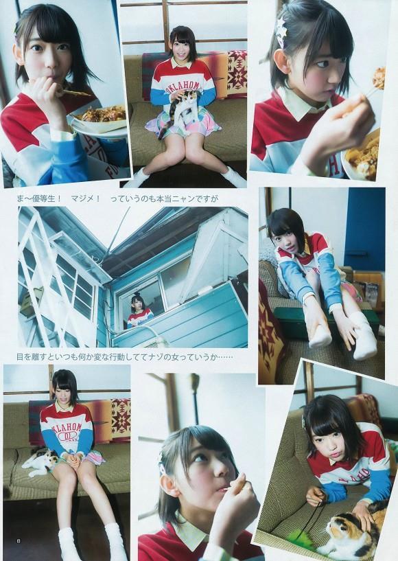 宮脇咲良 AKB48 HKT48 パンチラ 水着 下着 エロ画像a009.jpg