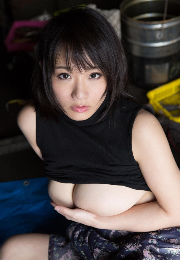 AV女優 澁谷果歩 しぶやかほ パイパン 超乳 垂れ乳 エロ画像b001.jpg