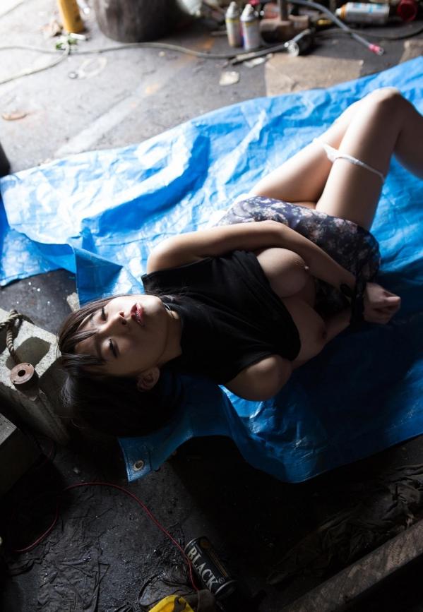AV女優 澁谷果歩 しぶやかほ パイパン 超乳 垂れ乳 エロ画像b008.jpg