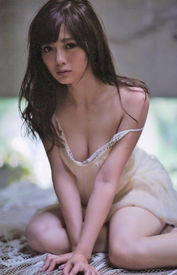 乃木坂46 白石麻衣のエロ水着セクシー画像80枚 GIF有り