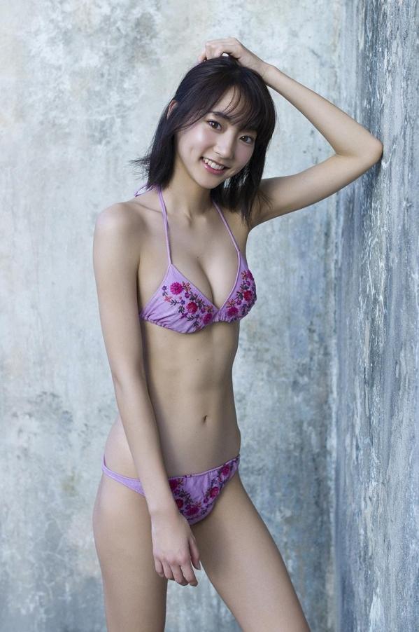 武田玲奈 水着画像100枚 Cカップ美乳のエッチな体の086