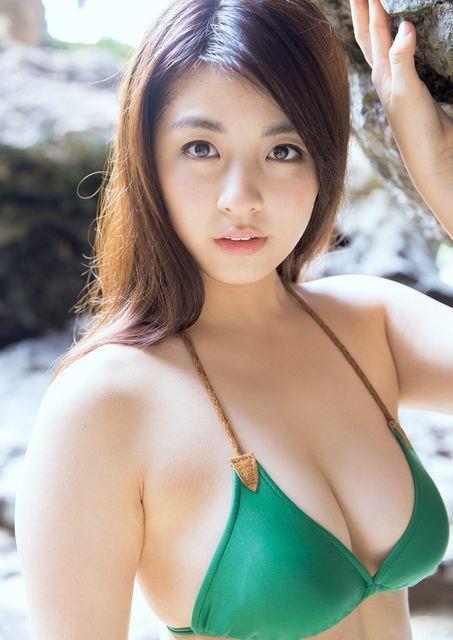 柳ゆり菜 グラビアアイドル 水着 ヌード エロ画像a007.jpg